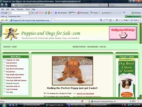 Puppies and Dogs for Sale .com
